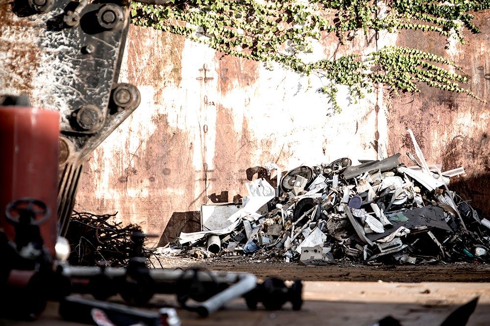 ごみ処理・産業廃棄物処理