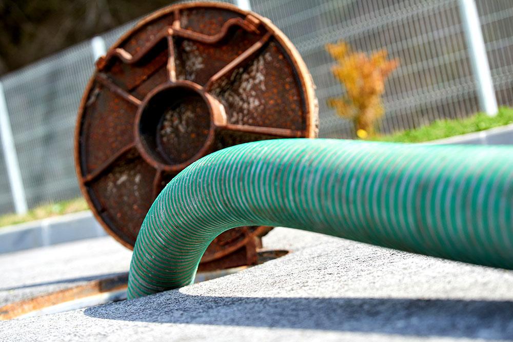浄化槽工事及び配管工事